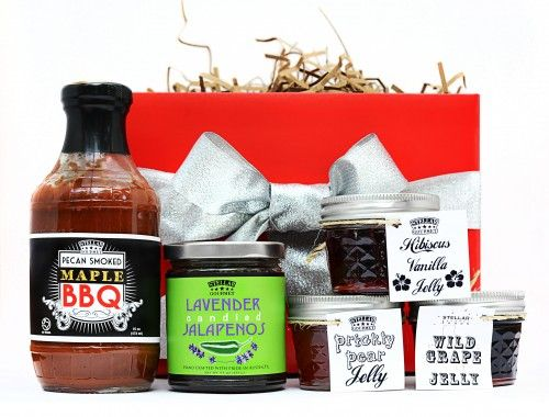 100 best austin small business gift guide images on pinterest the stellar sweet tooth gift basket this gift basket is full of stellars sweetest treats all hand crafted in austin texas our jellies include locally negle Gallery