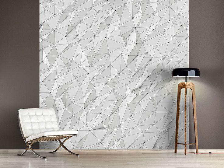 7 besten fototapeten 3d effekt bilder auf pinterest einfach tapeten und wandbilder. Black Bedroom Furniture Sets. Home Design Ideas
