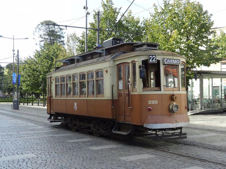 Tramvaj z Porta
