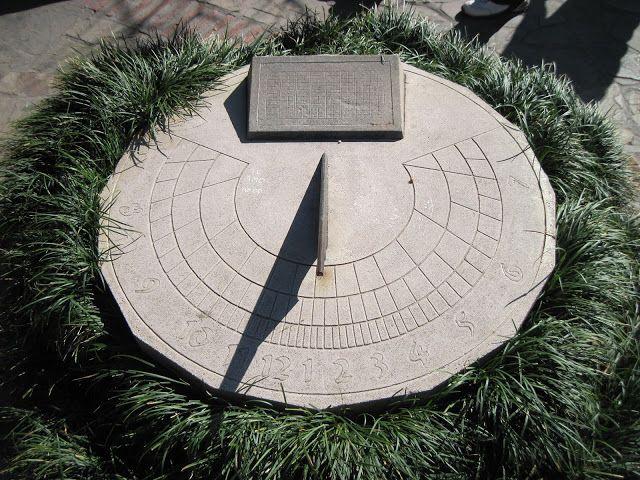 reloj solar, salta, argentina