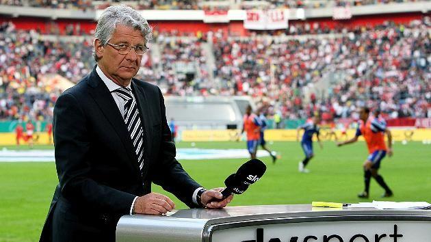 Marcel Reif ist Chefkommentator beim Pay-TV-Sender Sky