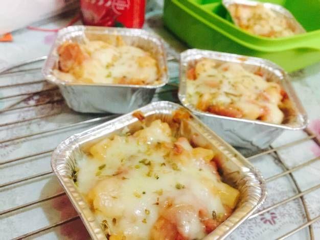 Resep Macaroni Schotel Eggless Simple Bekal Si Kecil Ala Manda Jj Oleh Babby Jasmine Resep Makaroni Resep Masakan Indonesia Makanan