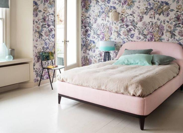 Modern Bedroom Wallpaper Ideas 56 best statement wallpaper ideas images on pinterest | wallpaper