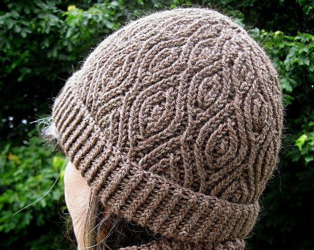 Ravelry: Almond Hat pattern by Dagmar Mora