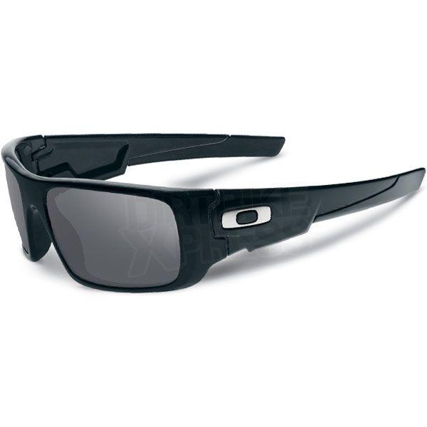 Oakley Crankshaft Sunglasses - Polished Black Iridium