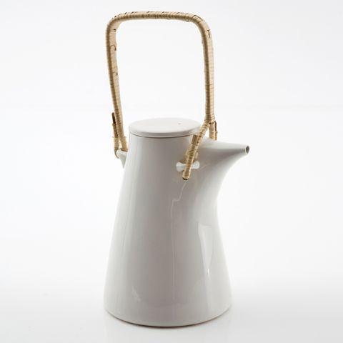 La Gardo Tackett, Ceramic Teapot  for Schmid International, 1960s.