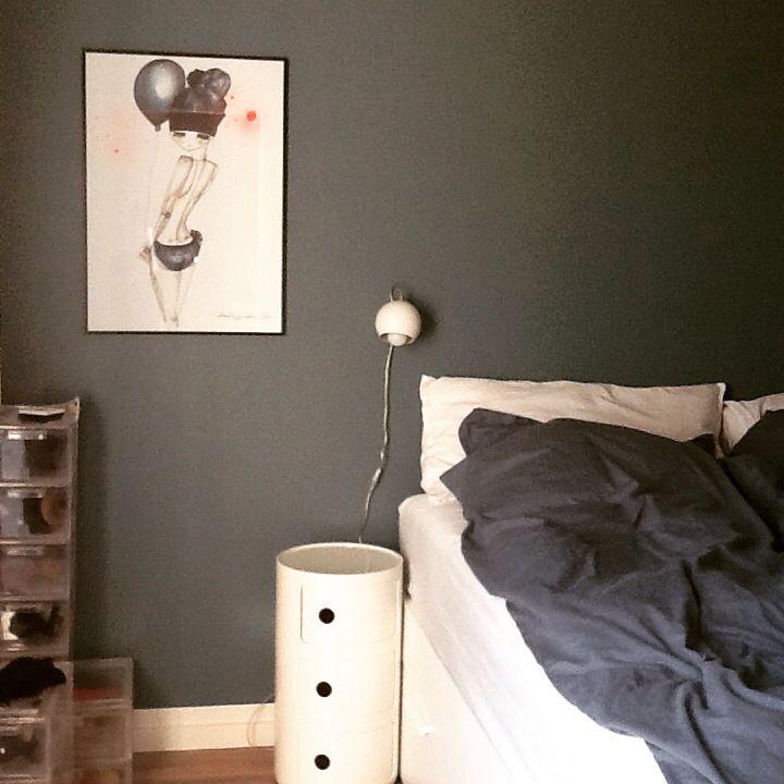 Soveværelse thomine art fellow