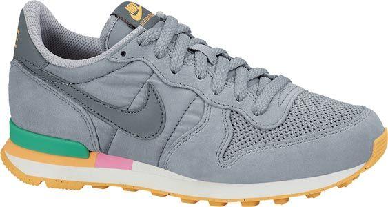 Nike Internationalist W schoenen grijs | LOOK | Pinterest | Nike Internationalist, Nike and Html