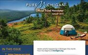 www.michigan.org, your number one web resource having to do with recreation in the state of Michigan.