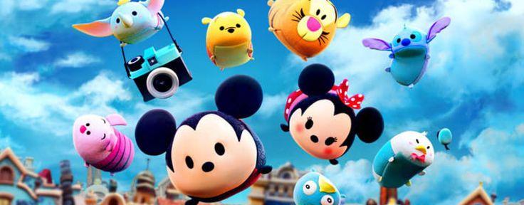 Disney Tsum Tsum (shorts) - Disney Wiki