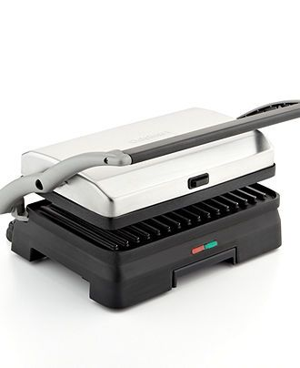 Cuisinart griddler and panini press — a Clinton Kelly registry top pick!