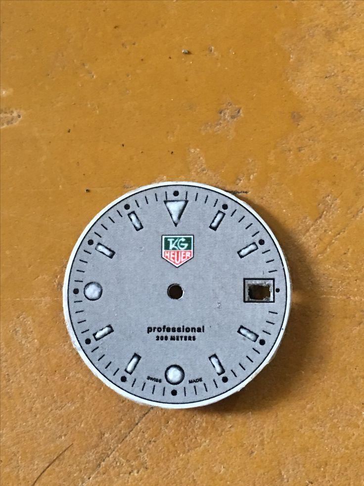 Reprint dial