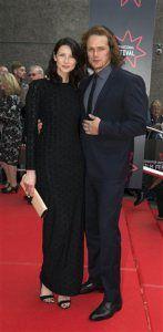 Sam and Caitriona Attend Edinburgh International Film Festival (Master Post) |