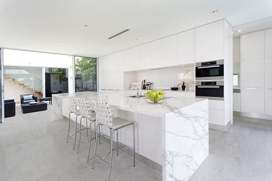 THESIZE Neolith sintered compact surface for kitchens and bathrooms | Kitchens Review