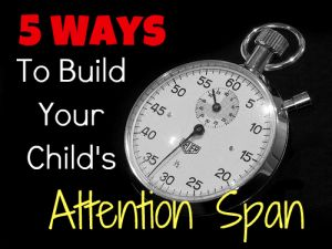 Kids are not born knowing how to pay attention, but they can be trained easily. Every parent should read this.