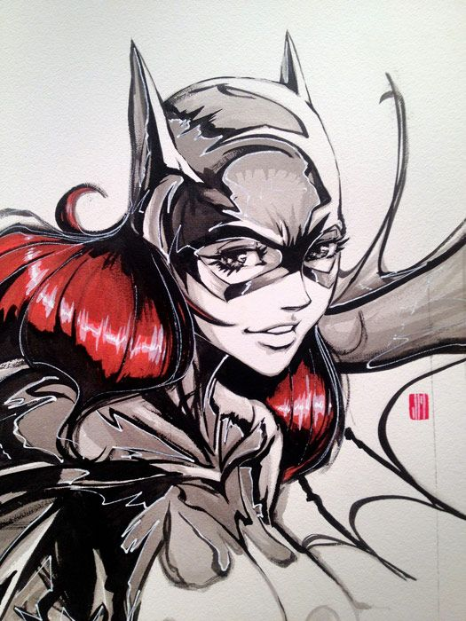 SDCC '12: DC Comics 'DARKNESS and LIGHT' Art Exhibit - News - GeekTyrant