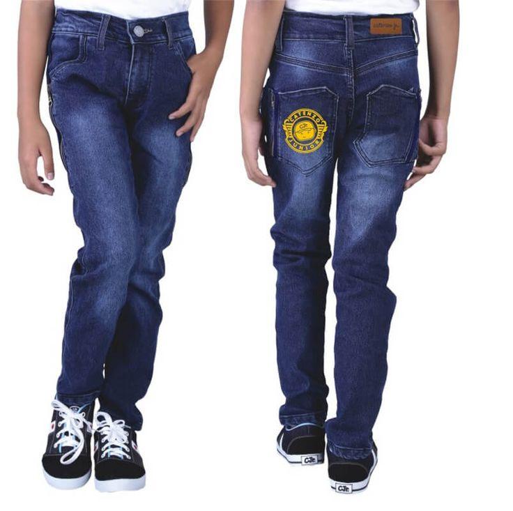 Celana Jeans Anak Laki-Laki - CNJ 280 - Bushindo Shop