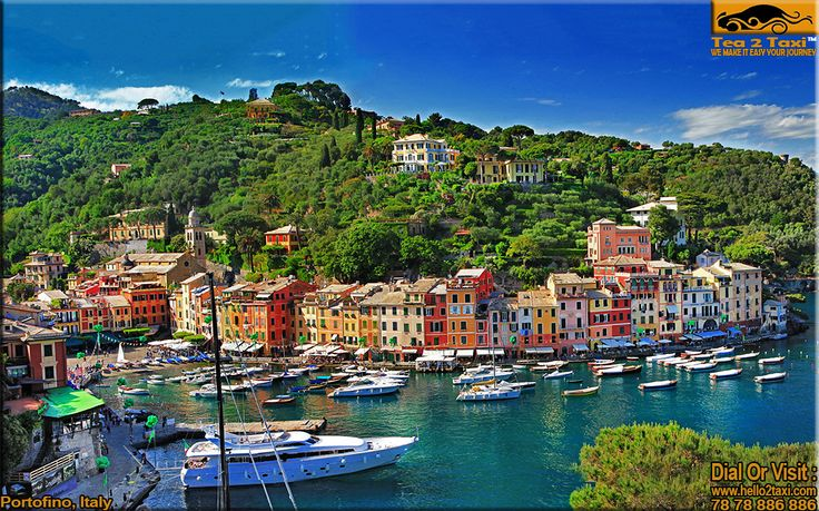Portofino - Italy..!! One Of The Beautiful Village In The Italy ..!! #Best #Taxi And #Driver #Service #Provider #Ahmedabad Call : 78-78-886-886/78-78-884-884, www.tea2taxi.com  For More Information #Click Here - http://tea2taxi.blogspot.in/2016/05/portofino-very-beautiful-village-in.html