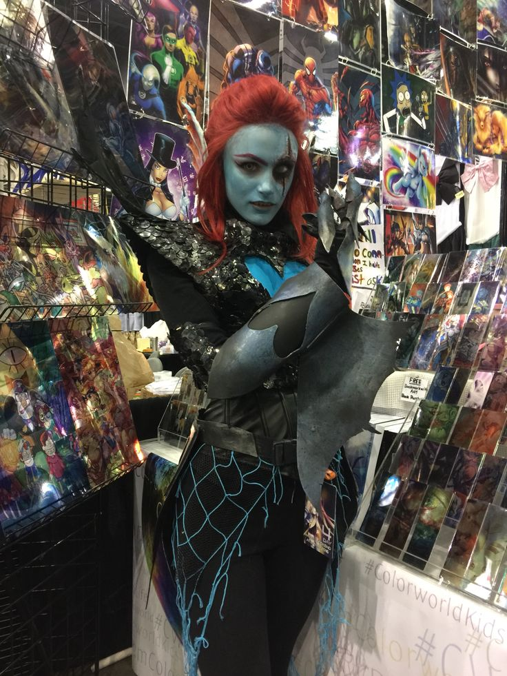 #Epic #Undyne #Cosplay at #AWA in #Atlanta on the #CWBT #Colorworld #ConLife #Undertale #Gaming #VideoGame  http://ColorworldBooks.com/