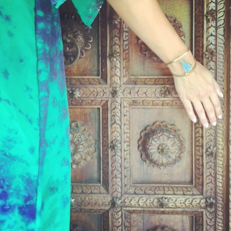 Gorgeous Druzy Cuff Bracelet - Green, Blue, Pink & Purple Avail- Cuff can fit any size wrist-