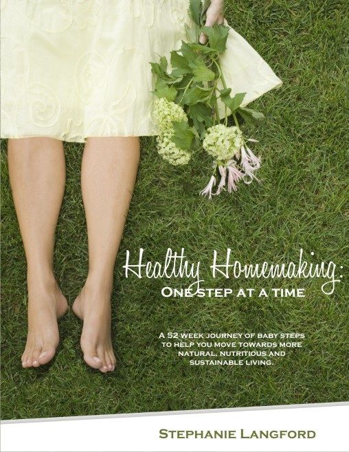 healthy homemaking