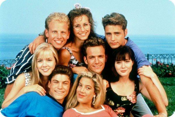 Главные герои сериала Беверли-Хиллз: 25 лет назад и сегодня (20 фото)