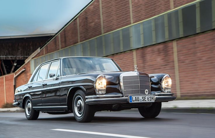 Buyer's guide : The W 108 models from Mercedes-Benz.