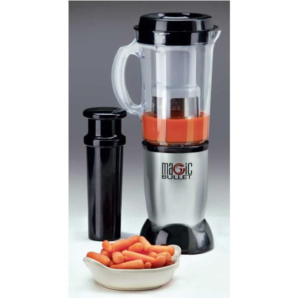 Everybody who has got a Magic Bullet knows very well that there is a Magic Bullet Juicer Attachment that enables you to turn this blender into a small juicer