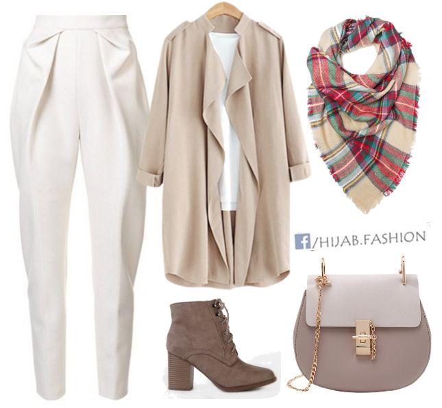 Khaki Shades - Fall Outfit Idea