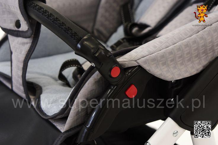 Magnetico 3w1 to wózek dziecięcy bardzo dobry o lekkiej konstrukcji. Wykonany z najlepszych materiałów. Komfortowy i wygodny w użytkowaniu. #supermaluszek.pl #wozek #dziecko #rodzicielstwo