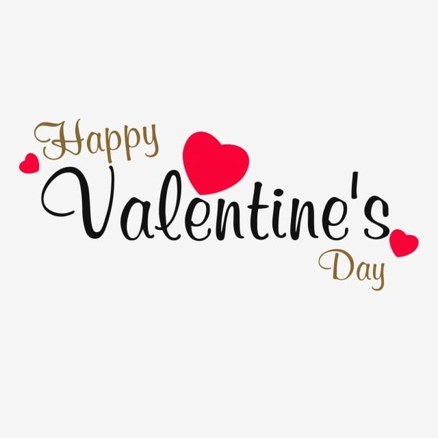 Chinese Valentines Day English Art Word Happy Velentines Font Design Chinese Valentines Day English Art Word Png And Vector With Transparent Background For F Happy Words Happy Valentines Day Images Valentine S