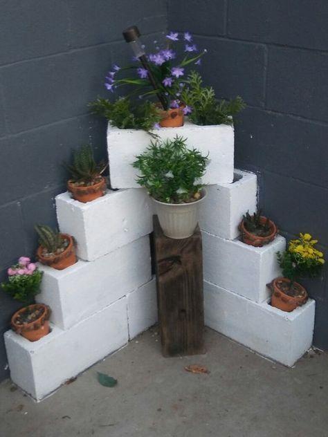 Curso gratis de como hacer decoraciones con bloques de cemento paso a paso muy s…