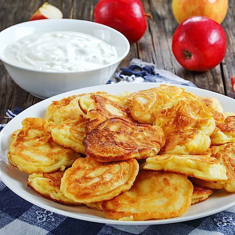 Low Carb Apple Quark with Quark – healthy recipe for breakfast