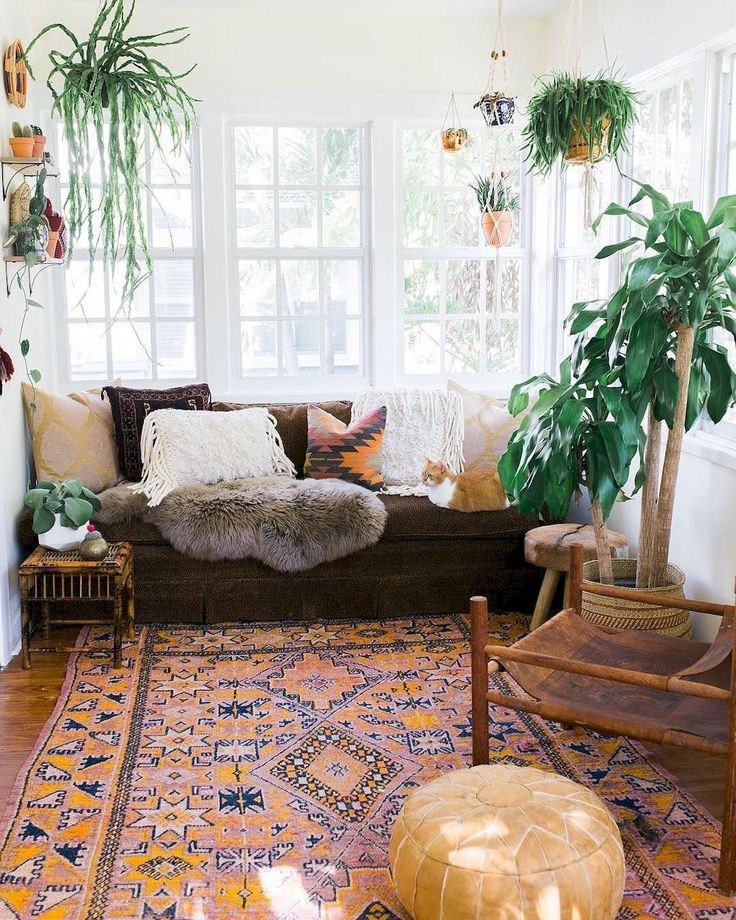 Best 20 bohemian living rooms ideas on pinterest Boho chic living room