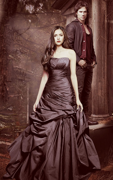 Elena of The #Vampire #Diaries (#TVD Season 3)