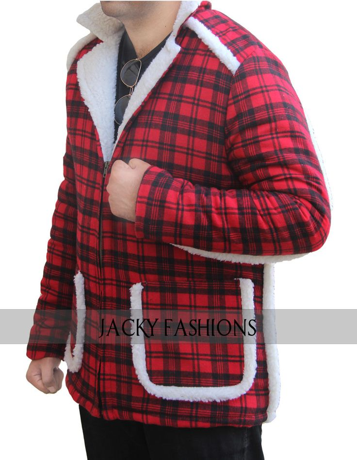 #RyanReynolds Red #Shearling #Deadpool #Jacket #AmazingPrice Just Only $119.00 at #OnlineShop JackyFashions.com .   #movies #cosplay #model #moda #people #gifs #holiday #fashion #fashionstyle #fashionlover #fashionable #fashionstore #onlineshopping #usafashion #menswear #mensfashion #malefashion #boyfashion #outfit #clothing #celebs