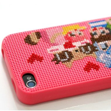 This is so awesome. If I ever get an iphone, I'd love to get one of these.