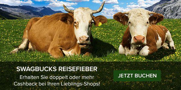 Swagbucks #Reisefieber: Doppelt #Cashback bei 20 Reiseanbietern!