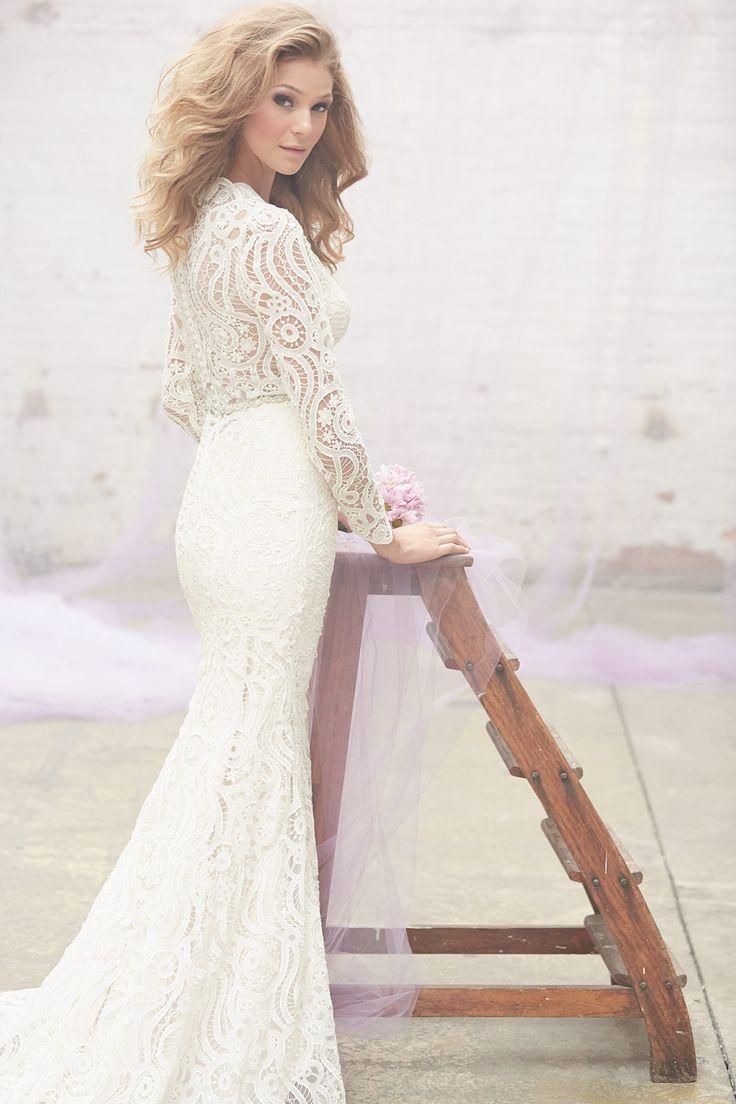 Charmant Allure Nixehochzeitskleid Bilder - Hochzeit Kleid Stile ...