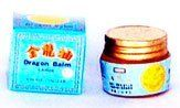 Dragon Balm - White - 19 gm - Balm by Superior Trading Company. Save 25 Off!. $2.25. CHINESE IMPORTS Dragon Balm - White 19 GM. Dragon Balm - White by Superior Trading Company 19 gm Balm Used by masseuses and physical therapists this balm is a great pain reliever for muscle aches arthritis headaches and injuries. Similar to Tigar Balm but for about half the price. The red formula is stronger but the white is the non-staining formula. This statement has not been evaluated by the Food and…