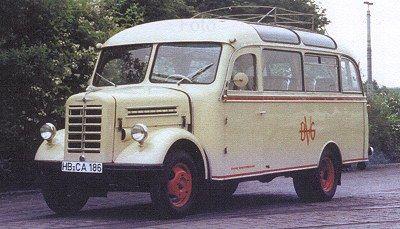 Borgward B1500