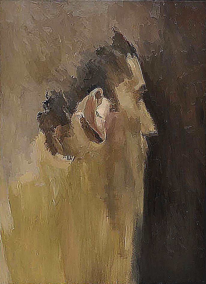 Massimo Navarra - olio