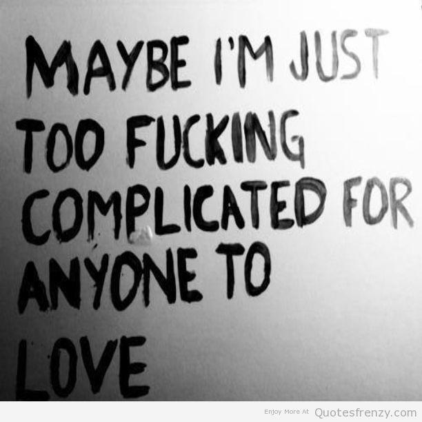 Depressing Love Quotes Unique Best 25 Love Depression Quotes Ideas On Pinterest  Depression