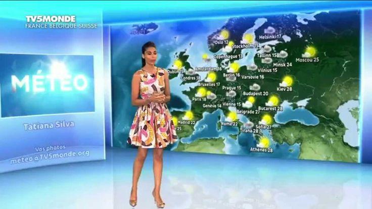 Tatiana Silva TV5 Monde 20 05 2015