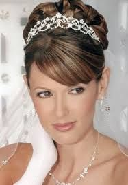 Image result for updo round face headband