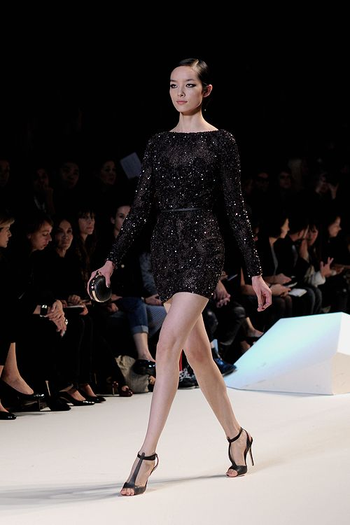 Chic too chic. black sequin dress
