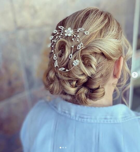 30+ Perfect Trending Updo Hairstyles Idea For Brides 2020 - Page 13 of 34 - Lead Hairstyles