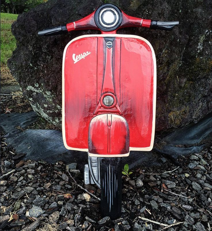As though salvaged from a time gone by, this piece strikes a stylish balance between industrial and vintage chic. Ultra quirky and bursting with character, add a touch of personality to eclectic, loft-style spaces #Vespa #scooter #chic #vintage #newtiquenz #urban #wallart #hanging #auckland #newzealand ✌️