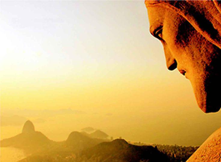 the Christ the redeemer, Rio de Janeiro