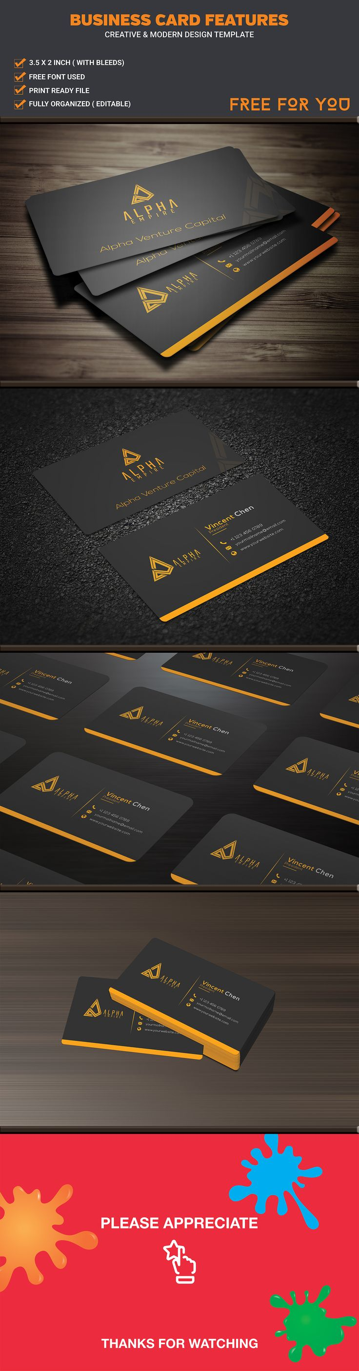 best 25 free business cards ideas on pinterest